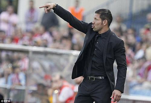Diego Simeone: Ông trùm của những kẻ nổi loạn - 1