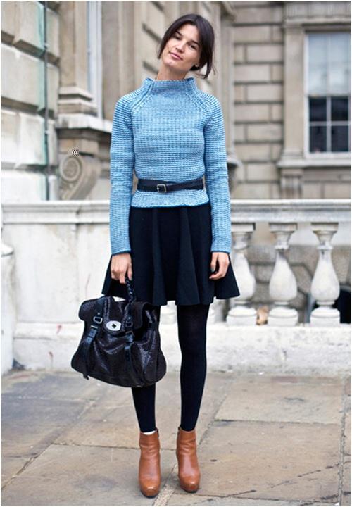 Áo len và 5 cách mặc không bao giờ lỗi mốt - 6