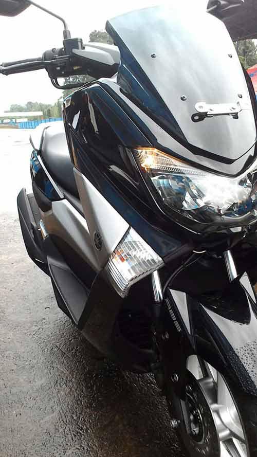 Xe tay ga Yamaha Nmax giá rẻ trình làng - 4
