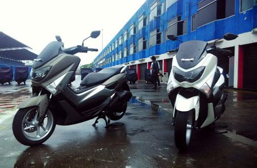 Xe tay ga Yamaha Nmax giá rẻ trình làng - 2