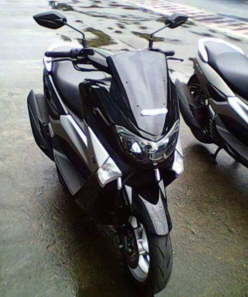 Xe tay ga Yamaha Nmax giá rẻ trình làng - 1
