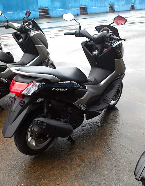 Xe tay ga Yamaha Nmax giá rẻ trình làng - 3