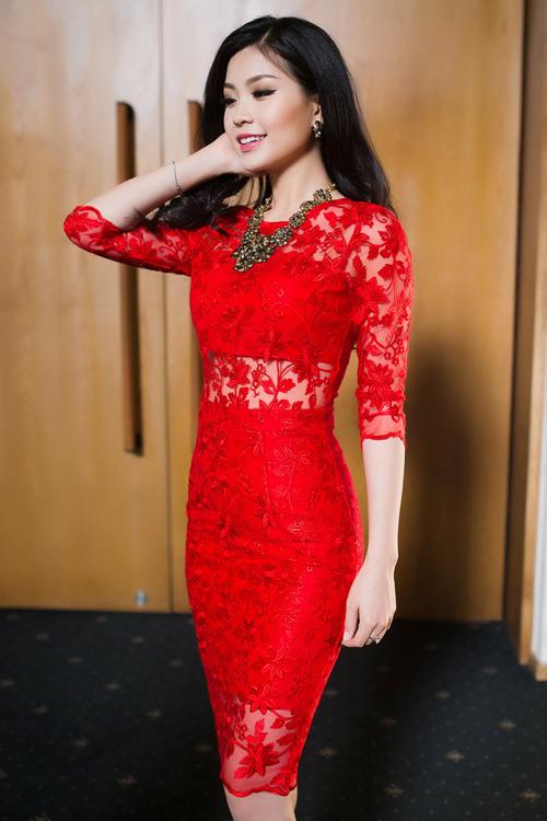 """Á hậu Diễm Trang: """"Không phải nô lệ của hàng hiệu!"""" - 3"""