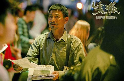 Xúc động với clip Lưu Đức Hoa tìm con trong phim mới - 5