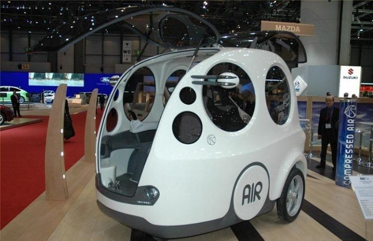 Hãng xe rẻ nhất sắp trình làng ôtô chạy bằng không khí - 1