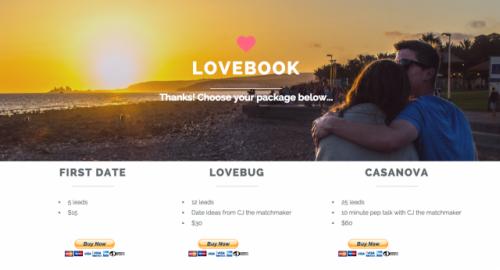 Dịch vụ tìm người yêu trên Facebook - 2