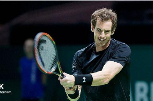 Murray – Mahut: Dễ như trở bàn tay (V1 Rotterdam Open) - 1