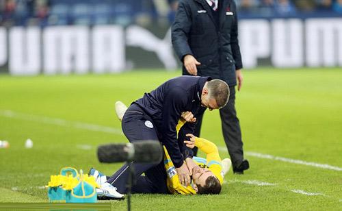 """Mourinho tiếp tục """"tấn công"""" FA - 1"""