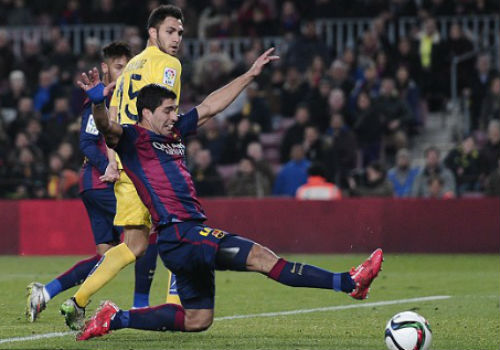 Barca – Villarreal: Ngư lôi hạng nặng - 1