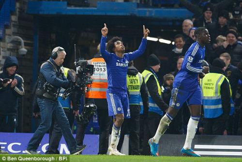 Chelsea - Everton: Người hùng phút 89 - 1