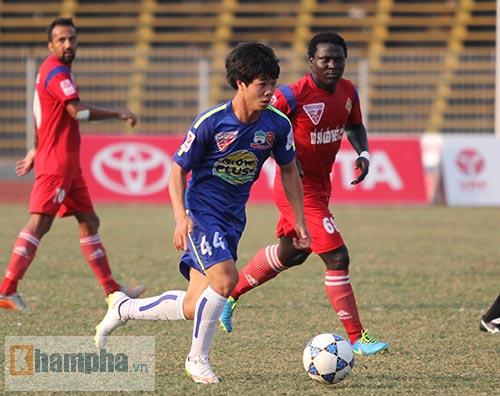 Công Phượng dự kiến được trổ tài ở tuyển U23 Việt Nam - 1