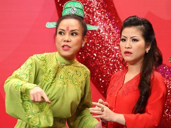 Hé lộ sân khấu Táo quân 2015 - 3