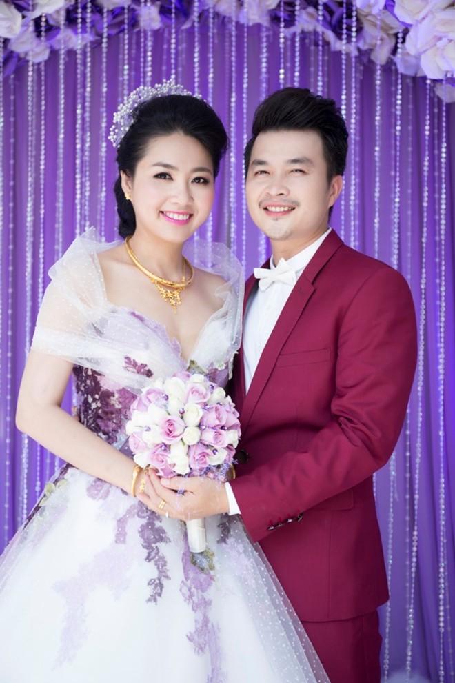 Khoảnh khắc khó quên trong đám cưới của sao Việt - 9