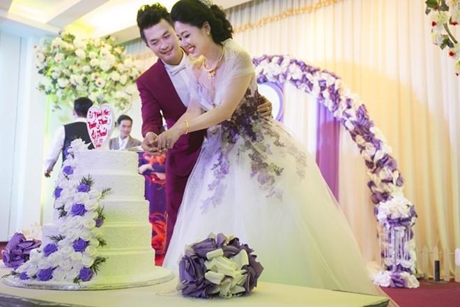 Khoảnh khắc khó quên trong đám cưới của sao Việt - 10