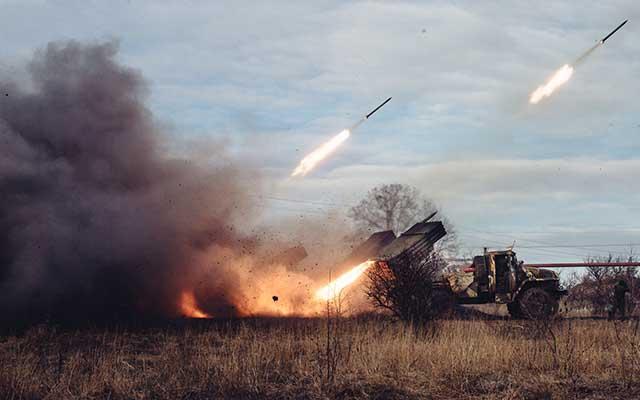 """Ukraine: Ảnh """"Chiến tranh là địa ngục"""" gây ám ảnh - 11"""