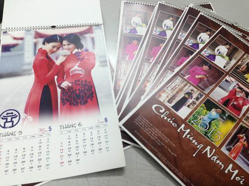 Hoa hậu Trần Thị Quỳnh đẹp dịu dàng trong ảnh lịch - 6