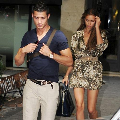 Lần đầu tiên Irina nói về lí do chia tay Ronaldo - 1