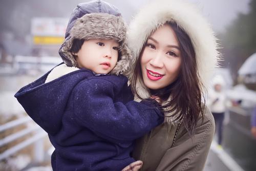 Vợ chồng hoa hậu Dương Thùy Linh hóa trang lạ lẫm - 7