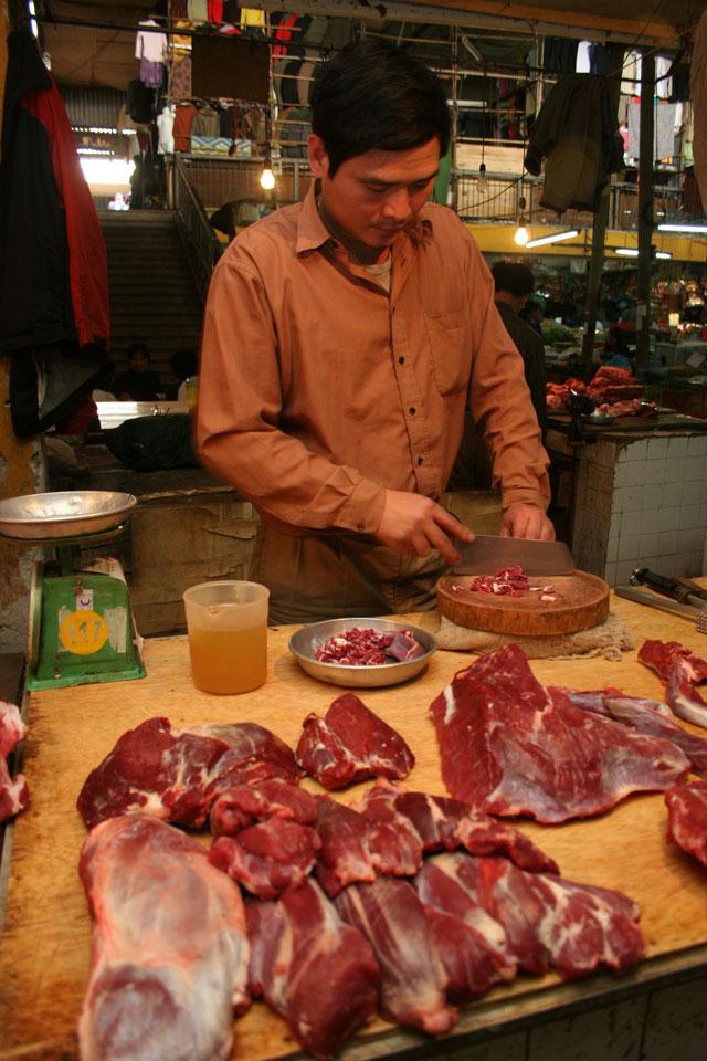 Giá thịt bò nhích lên từng ngày - 1