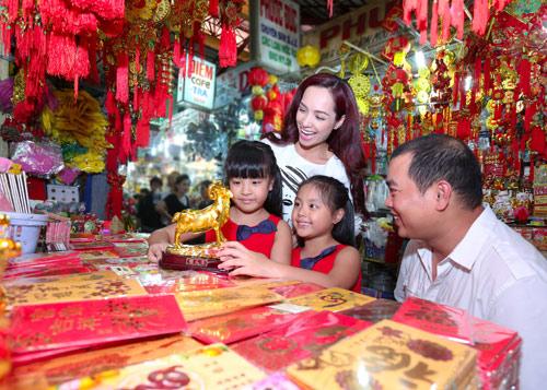 Tết của gia đình Thúy Hạnh - Minh Khang - 2