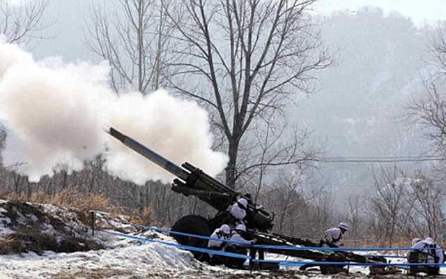 """Triều Tiên cảnh báo Hàn Quốc về """"kết cục đau khổ nhất"""" - 1"""