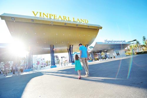"""Tết này xông đất """"xứ sở diệu kỳ"""" Vinpearl Land - 1"""