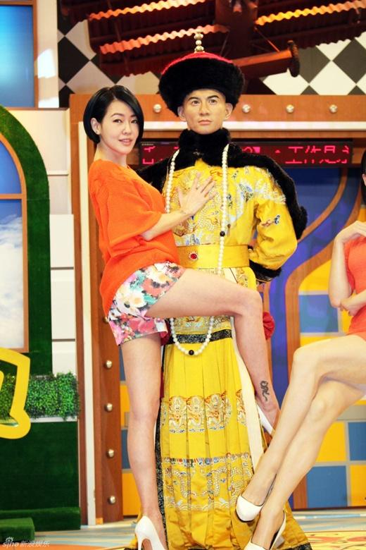 MC 3 con Đài Loan gây phản cảm trên truyền hình - 4