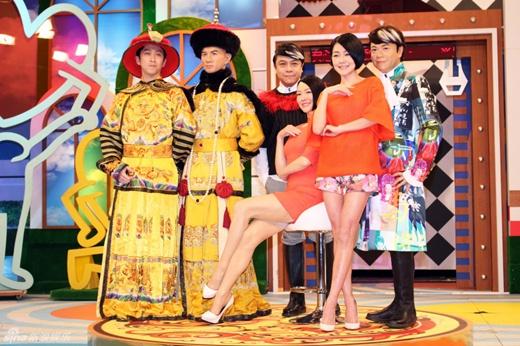 MC 3 con Đài Loan gây phản cảm trên truyền hình - 6