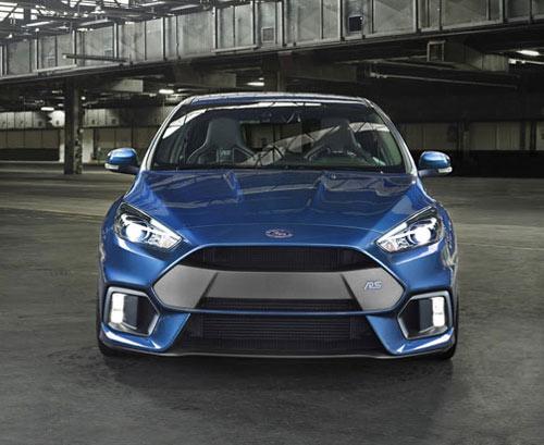 Ford Focus RS mạnh mẽ và sang chảnh - 2