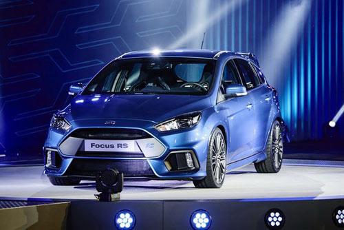 Ford Focus RS mạnh mẽ và sang chảnh - 1