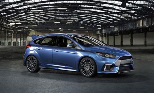 Ford Focus RS mạnh mẽ và sang chảnh - 3