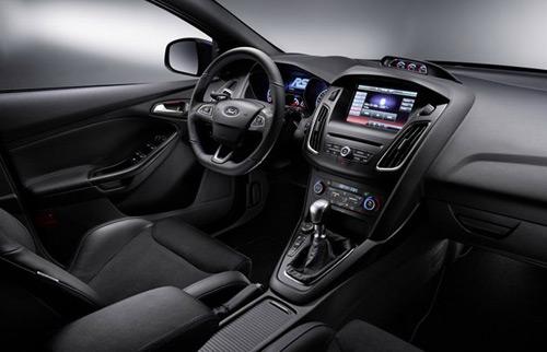 Ford Focus RS mạnh mẽ và sang chảnh - 6