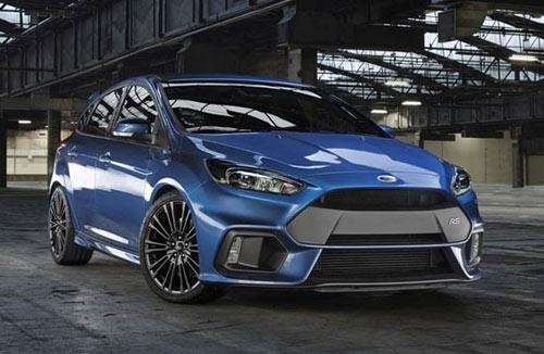 Ford Focus RS mạnh mẽ và sang chảnh - 5