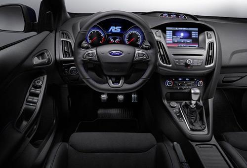 Ford Focus RS mạnh mẽ và sang chảnh - 7