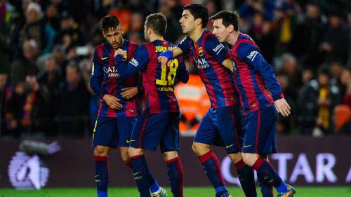 Barca thắng 10 trận liên tiếp: Điểm 10 tuyệt đối - 1