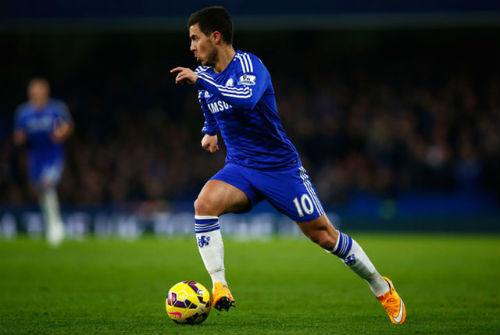 """Top 10 cầu thủ xuất sắc nhất Premier League: Hazard """"vô đối"""" - 1"""