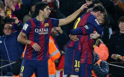 Barca: Đang hướng đến sự hoàn hảo - 1