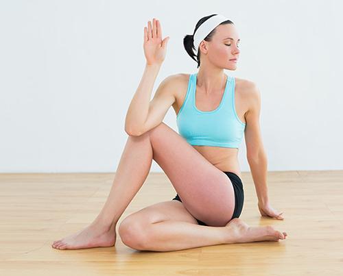7 bài tập yoga giúp thân hình thon gọn - 7