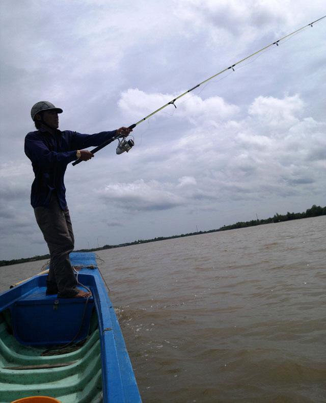 """Phượt cùng """"câu thủ"""" trên sông Tam Giang - 2"""