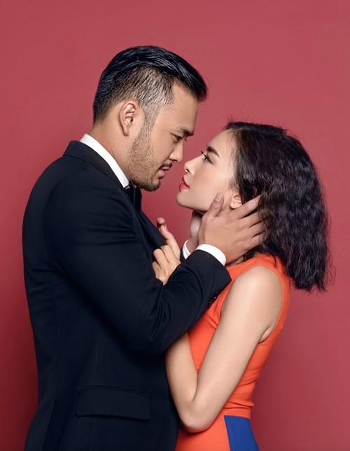 """Ngô Thanh Vân say đắm bên """"người tình màn ảnh"""" - 4"""