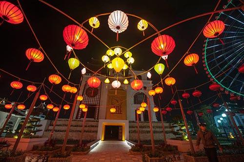 Công viên Châu Á – Điểm đến hấp dẫn trong dịp tết Ất Mùi - 2