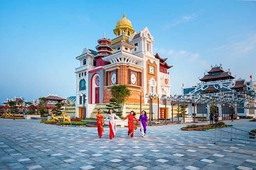 Công viên Châu Á – Điểm đến hấp dẫn trong dịp tết Ất Mùi - 5