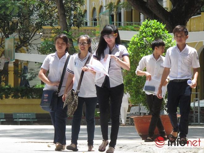 ĐH Sư phạm TPHCM tuyển 3.300 chỉ tiêu năm 2015 - 1
