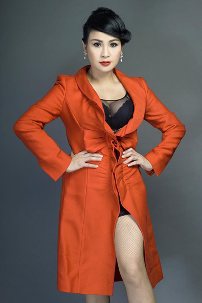 """Ở tuổi 45 nhưng ca sĩ Thanh Lam vẫn giữ được nhan sắc xinh đẹp và quyến rũ. Nữ diva số một của Việt Nam còn được nhiều người ưu ái đặt cho biệt danh là """"Người đàn bà không tuổi""""."""