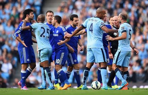 """""""Sao"""" Man City chê Chelsea không hề """"đặc biệt"""" - 1"""