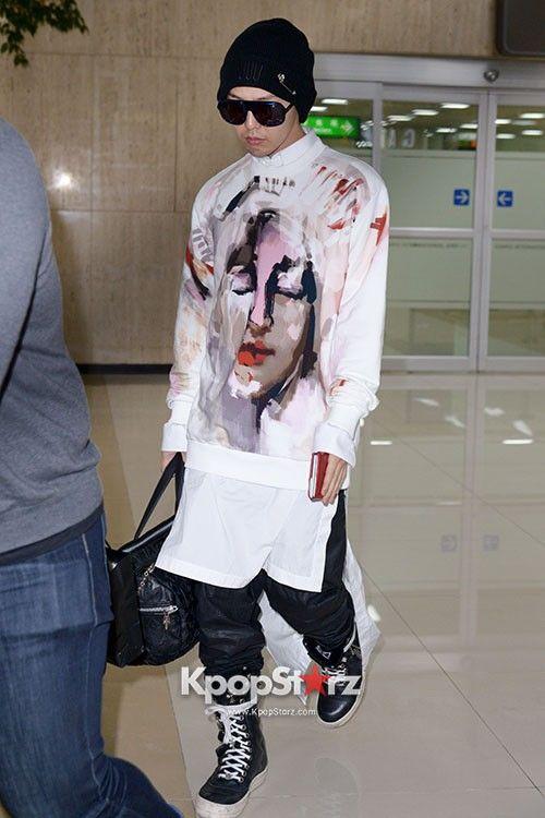 5 lần mặc khó hiểu nhất của G-Dragon - 8