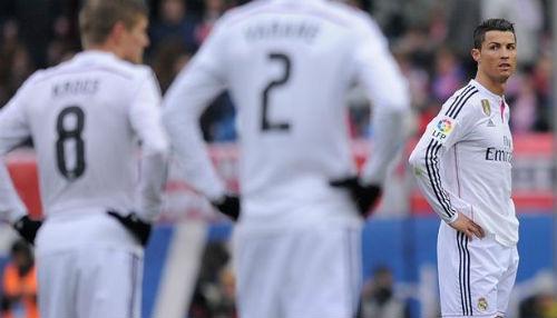 """Trước vòng 23 La Liga: Đoạn """"buồn"""" chờ nhà Vua - 2"""