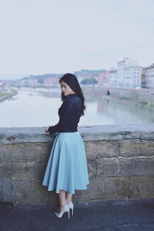 """""""Hiệp sĩ mù"""" Ngọc Thanh Tâm đón xuân trên sông nước Venice - 2"""