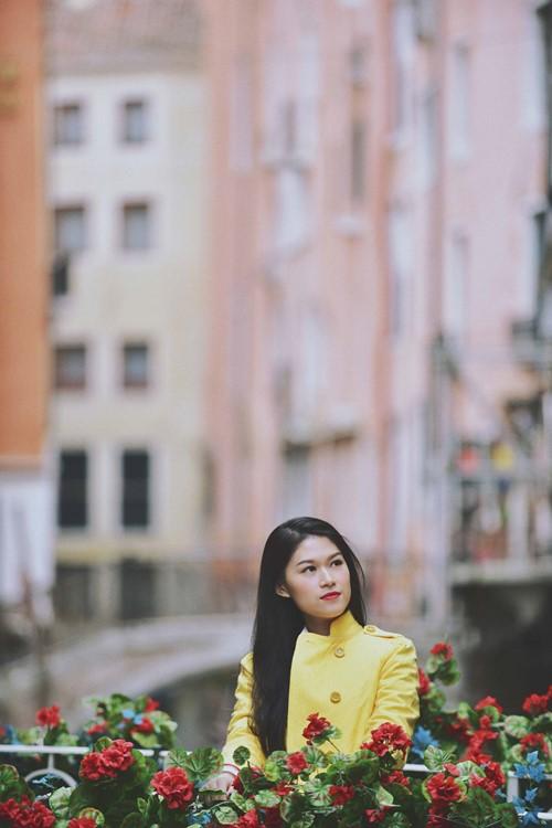 """""""Hiệp sĩ mù"""" Ngọc Thanh Tâm đón xuân trên sông nước Venice - 5"""