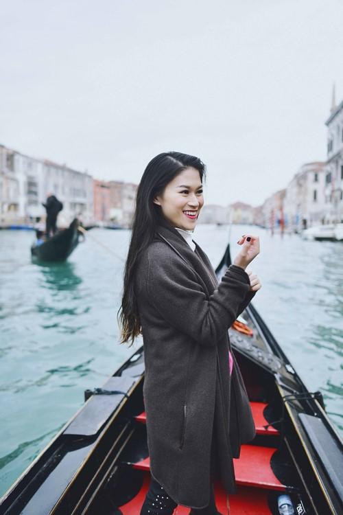 """""""Hiệp sĩ mù"""" Ngọc Thanh Tâm đón xuân trên sông nước Venice - 9"""